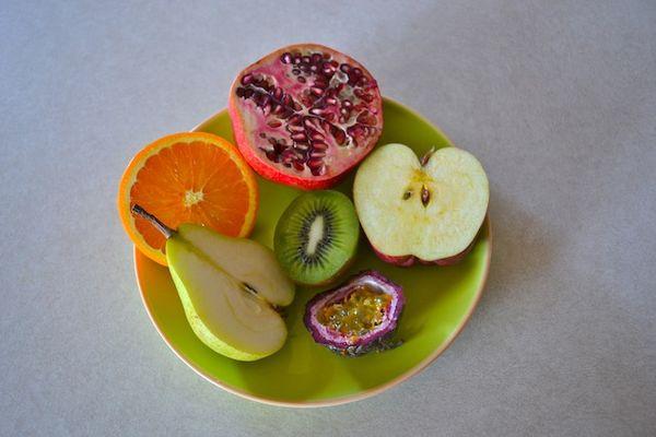 Inside Outside Fruit How We Montessori
