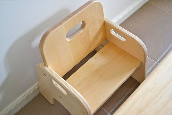 Montessori Weaning Table And Chair Part One How We Montessori