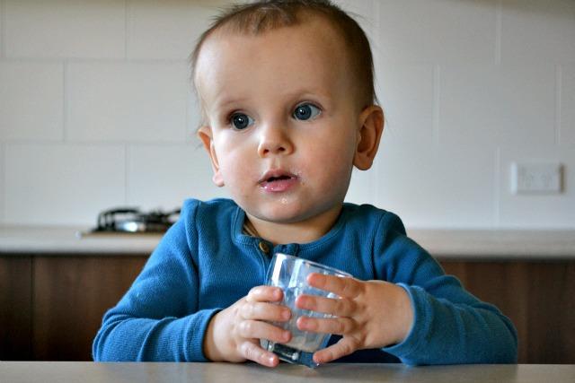 Yummy milk 15 months