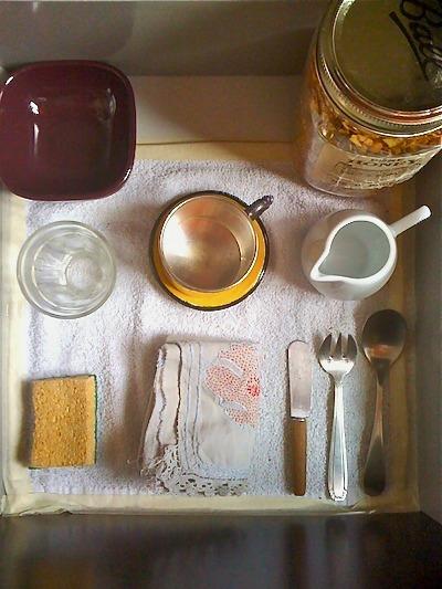 Inside drawer 3