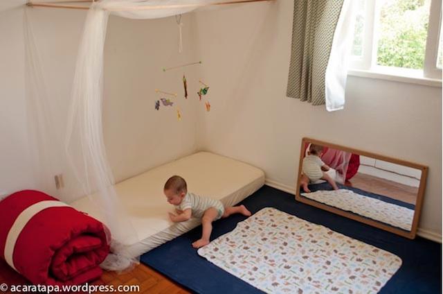 Theo's room!