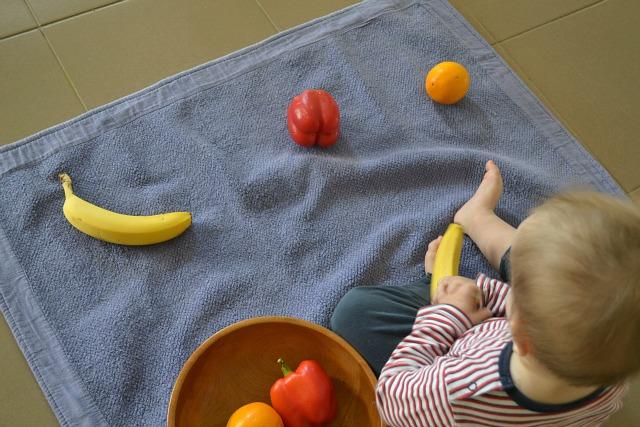 Matching banana