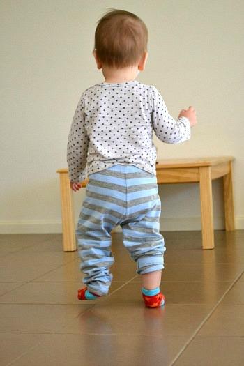 Otis walking - 15 months