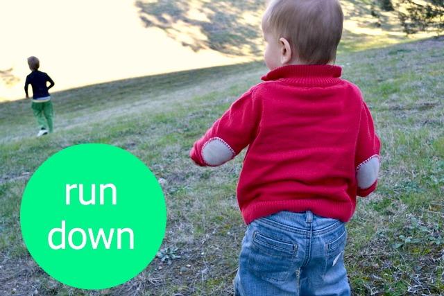 Caspar run down