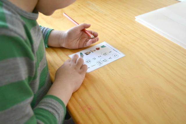 Montessori Initial Sound Cards