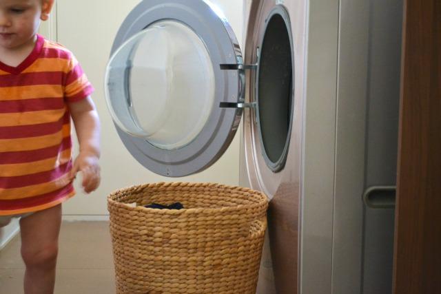 Ot finished with washing machine