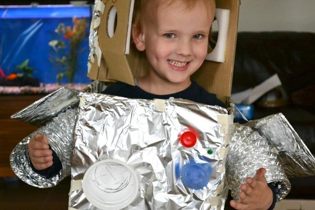 Caspar the flying robot #3