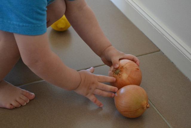 Matching onions