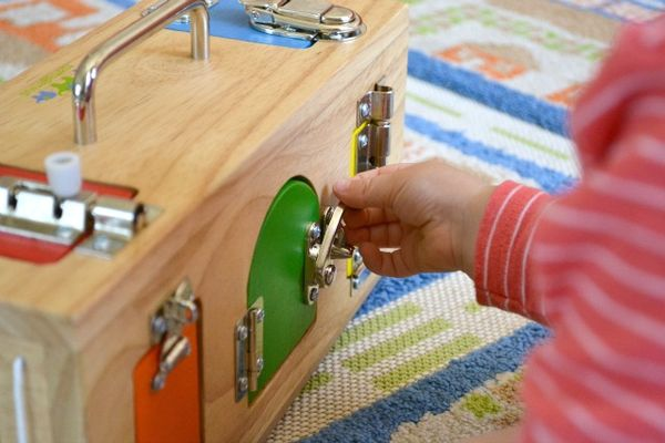 Lock Box How We Montessori