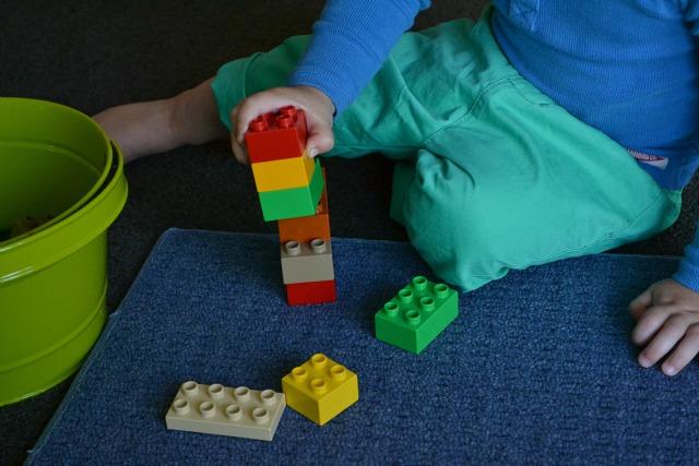 Reasons why I love Lego