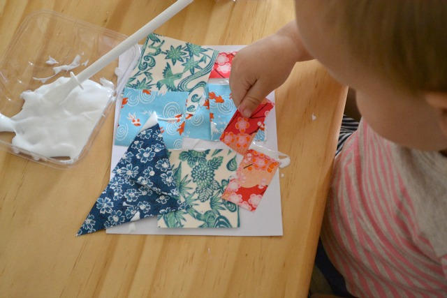 Pasting at 20 months