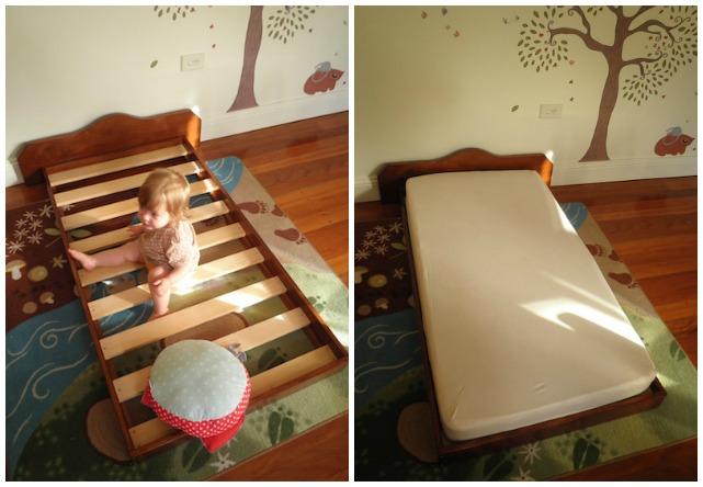 Floorbeds for Fae   how we montessori