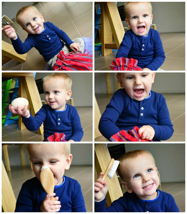 Montessori Mystery Bag - Toddler