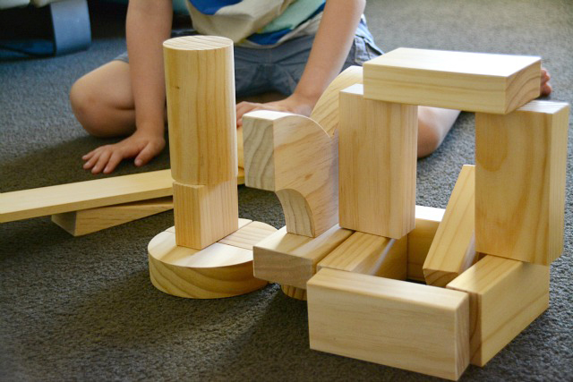 Learning with Unit Blocks