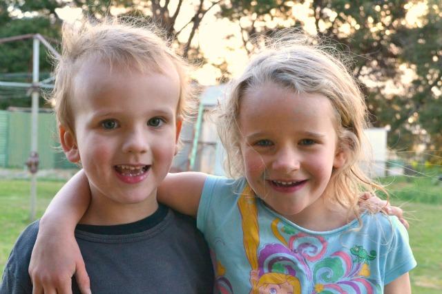 Caspar and Lucy