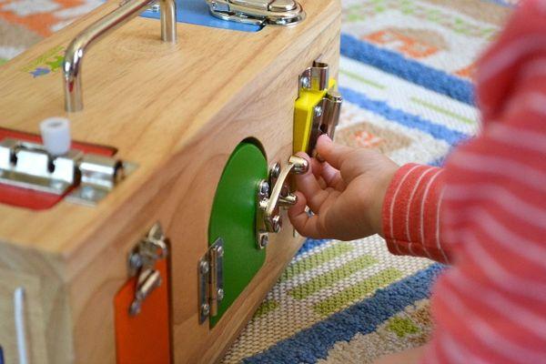 Lock Box How We Montessori