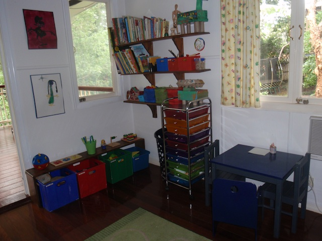 Playroom - Montessori Family