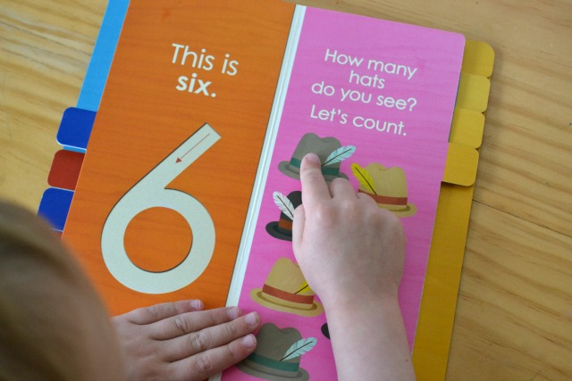 Counting with Montessori Number Work