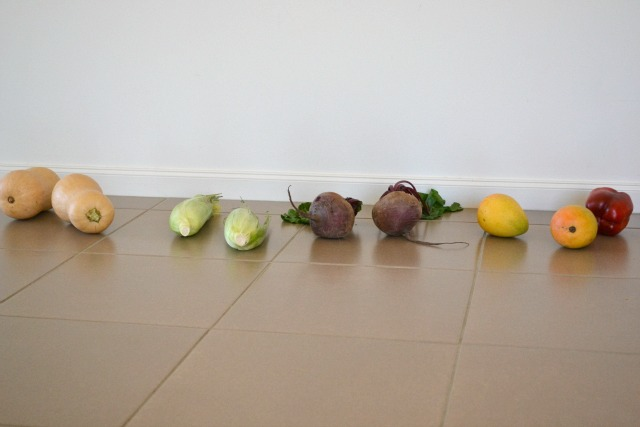 Match - fruit and vegetables