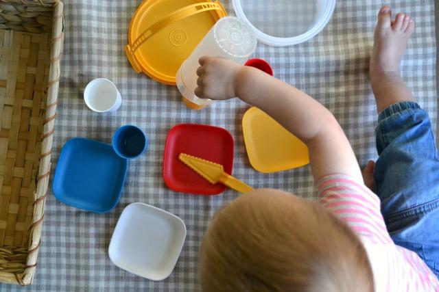 Tupperware Children's set