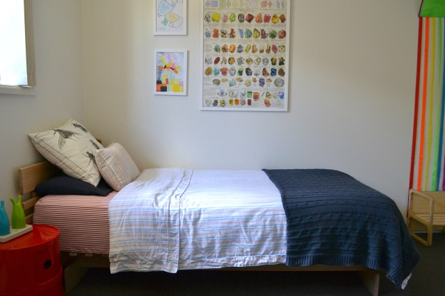 how we montessori - bedroom