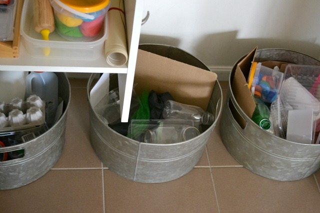 Recyclables for making