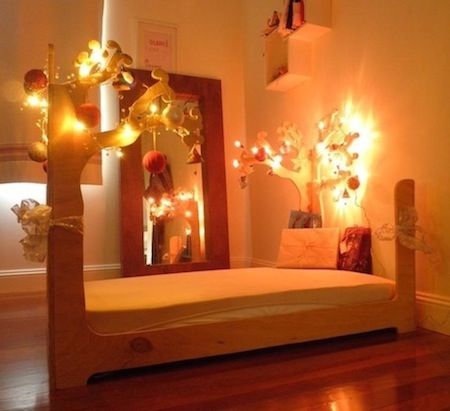 Christmas Bed - Floorbeds for Fae