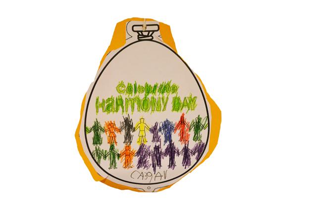 Celebrate Harmony Day