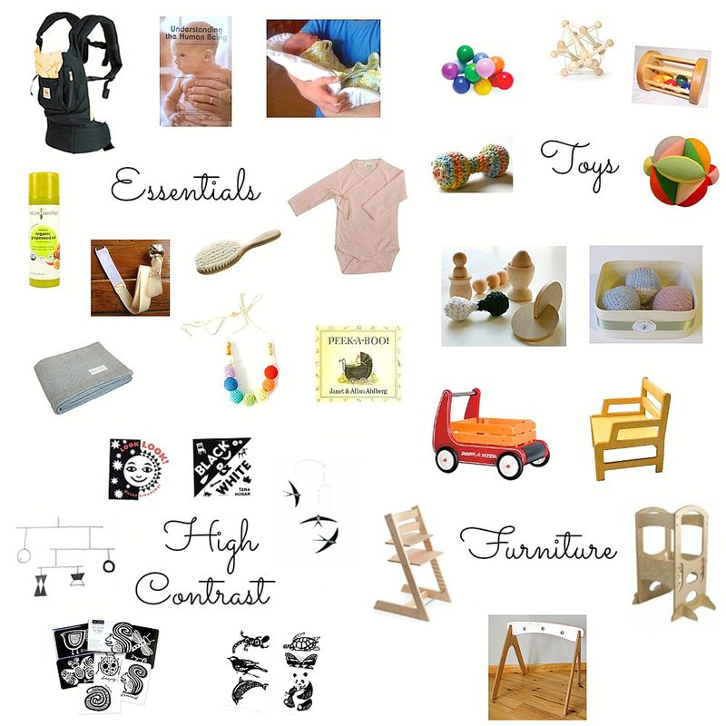 Montessori Baby Gift Ideas