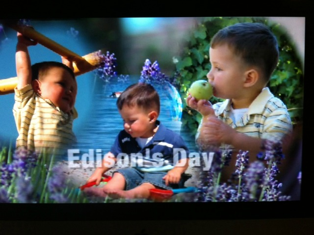 Edison's Day