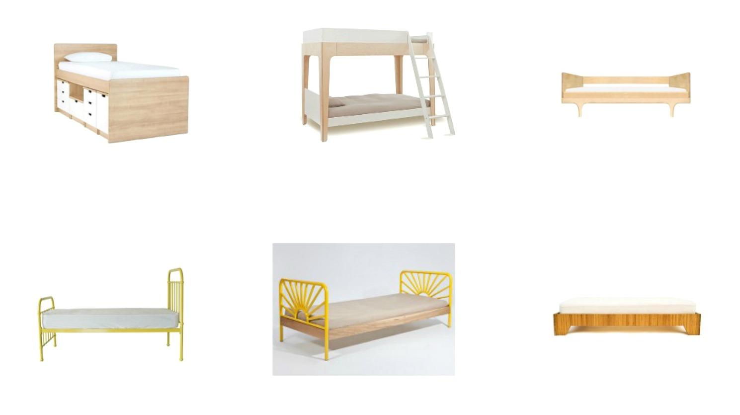Floor Bed Wonderful Home Bedroom Interior Design With