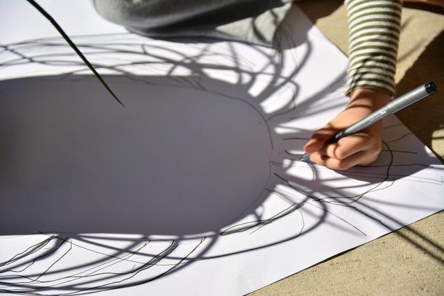 Caspar tracing shadow