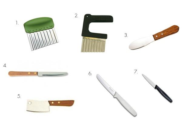Montessori Knives