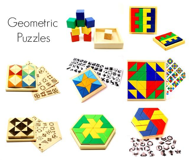 Geometric Puzzles