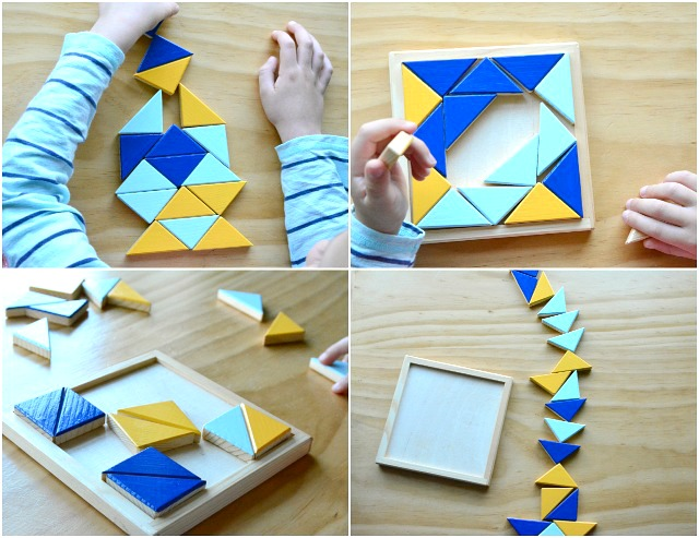 The Triangle Show - Geometric Puzzles
