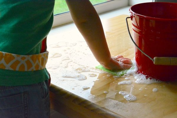 Why Practical Life Is Really Important How We Montessori
