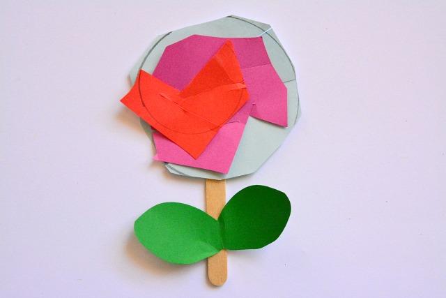 Caspar's spring flower