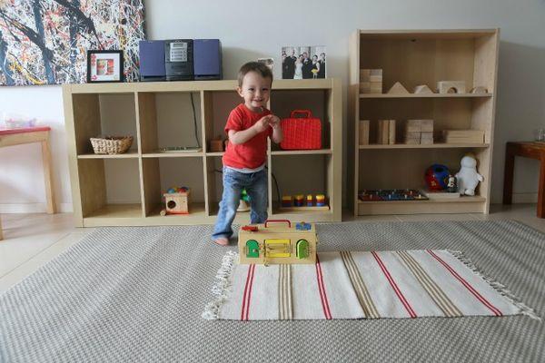 Joshua S Montessori Environment 20 Months How We