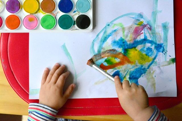 Otis painting