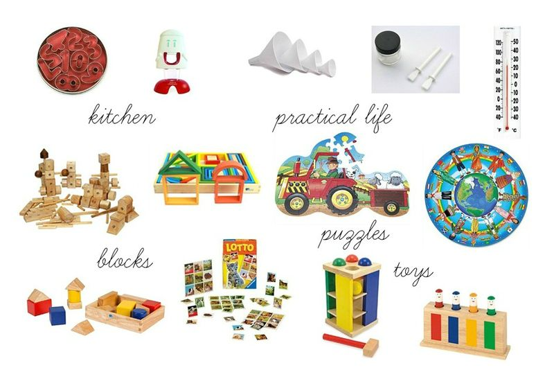 What's new How we Montessori Shop