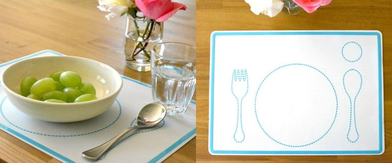Montessori Placemat - How we Montessori Shop