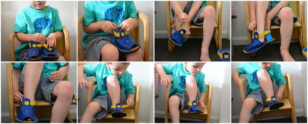 Getting Dressed At Two How We Montessori