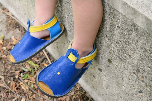 Soft Star Shoes - Montessori