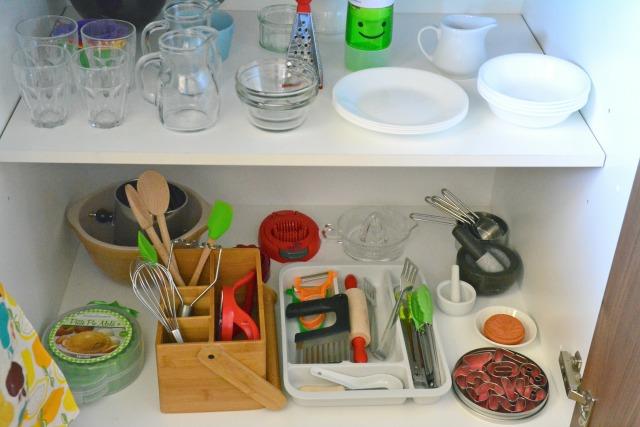 Kitchen Cupboard August 2014