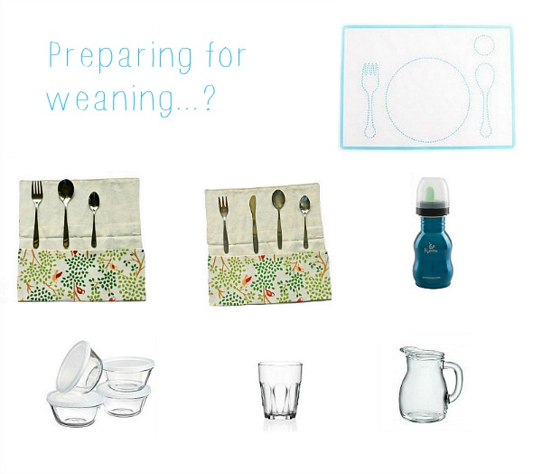 Preparing for Weaining - How we Montessori Shop