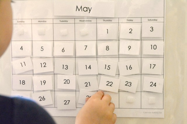 Ot with calendar May 2014