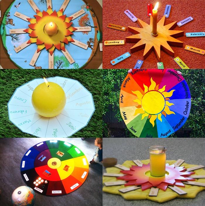 Montessori Birthday Circle, Celebration of Life