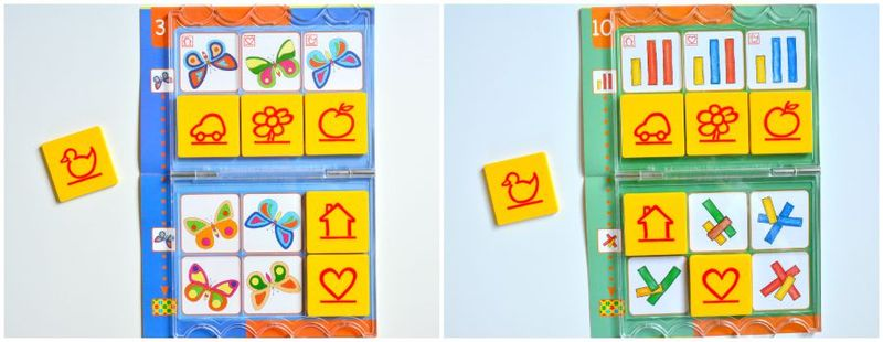 Visual Perception Activities for Toddlers at How we Montessori