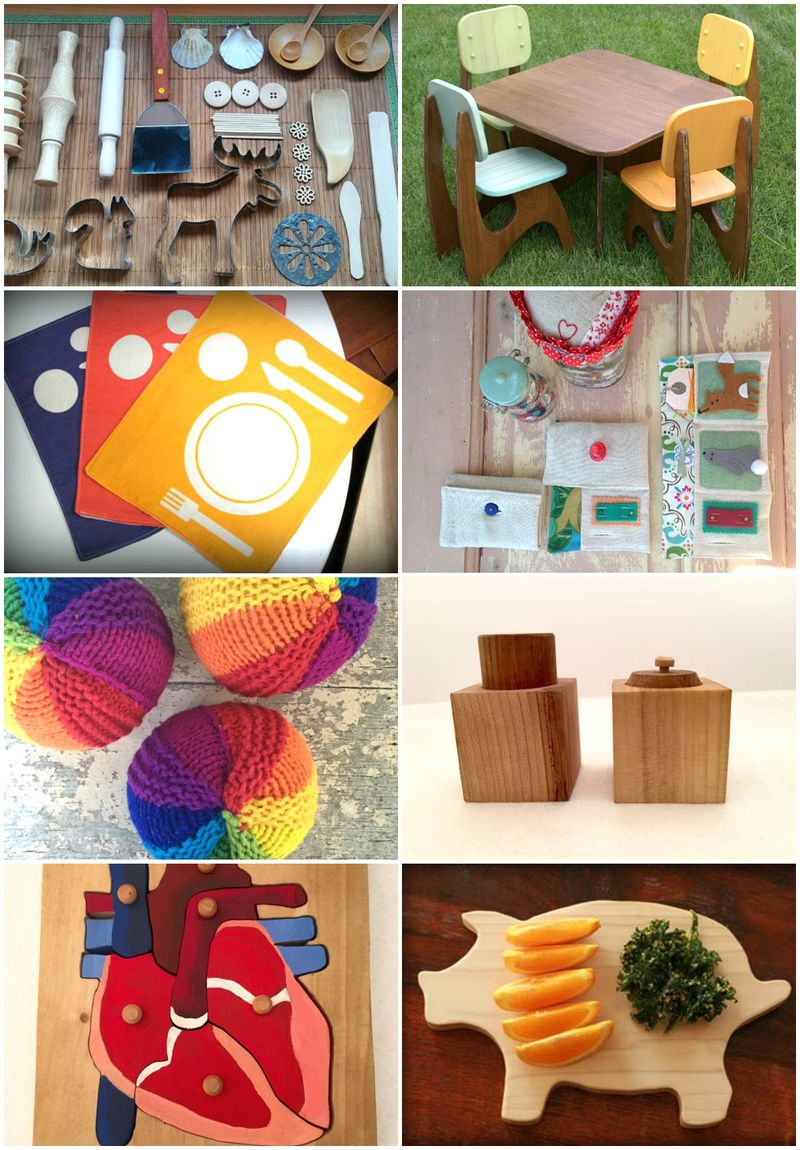 Gorgeous Montessori Finds on Etsy How we Montessori July 2015