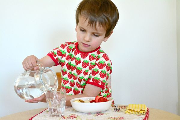 Grace And Courtesy Table Manners For Children How We Montessori
